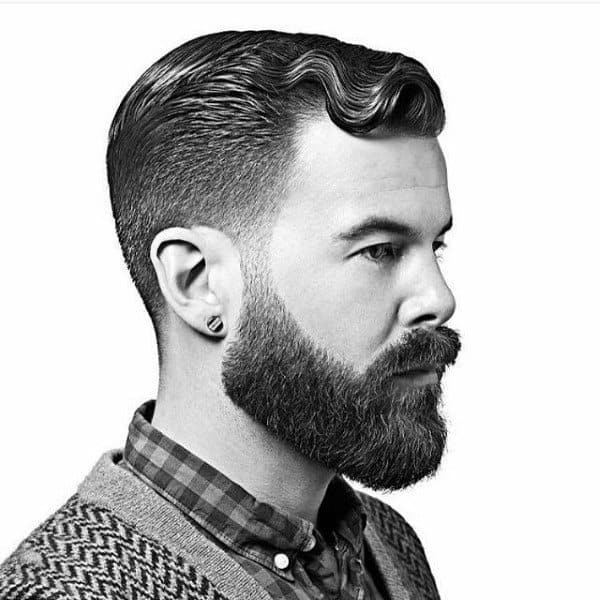 Short Haircuts For Wavy Hair Men