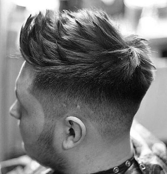 Short Haircuts Thick Wavy Hair For Gentlemen