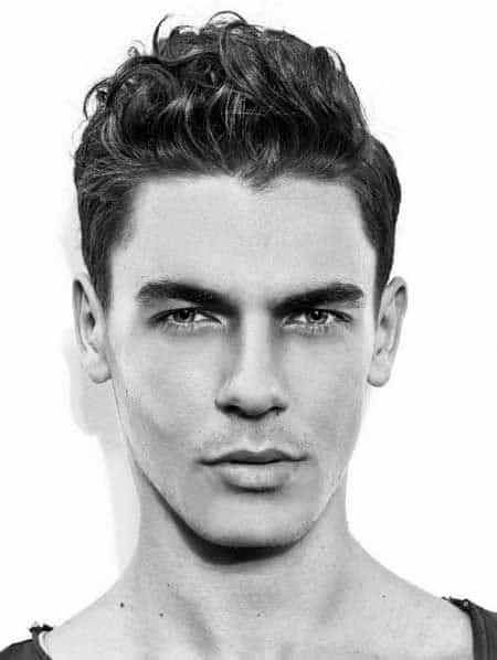 Excellent Short Curly Hair For Men 50 Dapper Hairstyles Short Hairstyles For Black Women Fulllsitofus