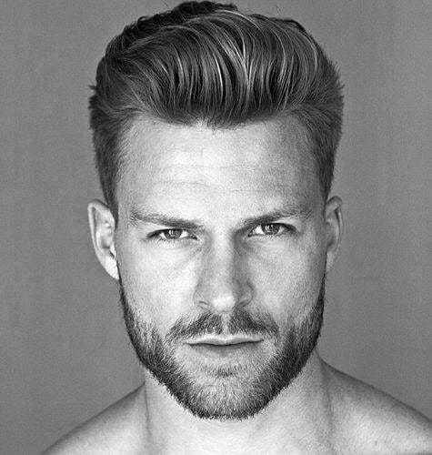 Really Thick Hair Styles Amusing 50 Men's Short Haircuts For Thick Hair  Masculine Hairstyles