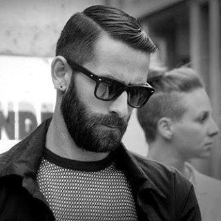 Short Length Fashion Forward Classic Haircut For Men