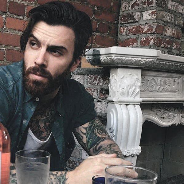 Short Male Beard Style Ideas