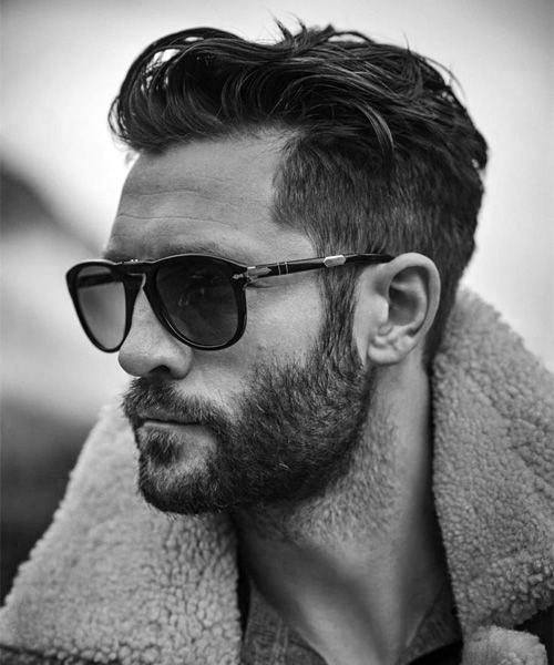 Short Modern Hairstyles Guys Thick Hair