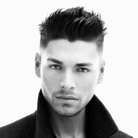 Short Spiky Mens Haircuts Best Hair Styles