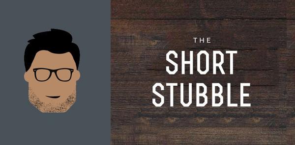 Short Stubble Facial Hair Types