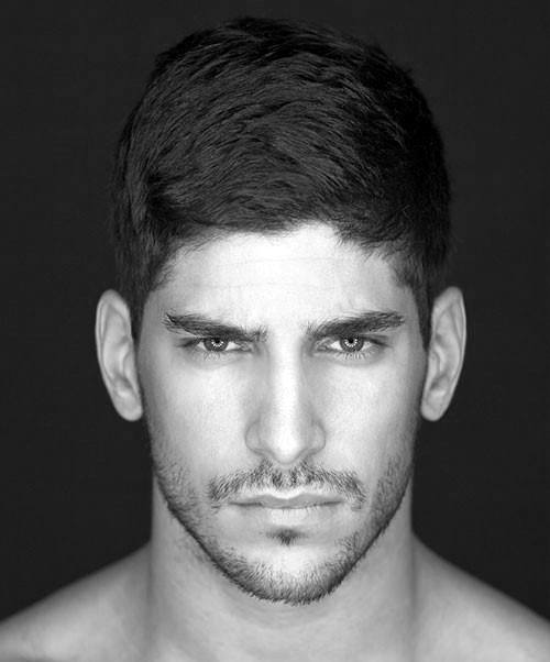 Short Thick Hairstyles For Men