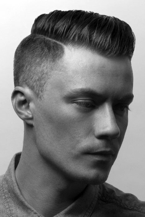 Short Thick Hairstyles Men