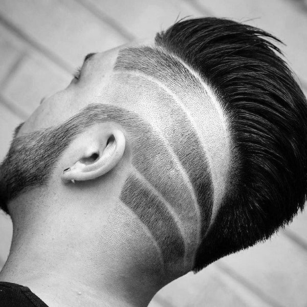 Short Trendy Hairstyles For Men