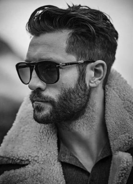 Short Wavy Haircuts For Men