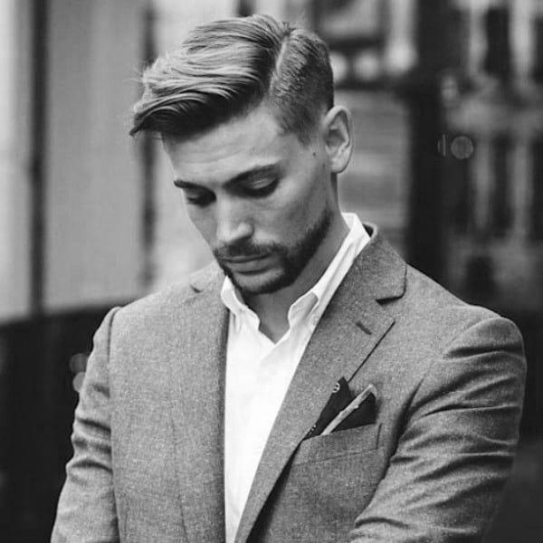 Short Wavy Hairstyles For Men