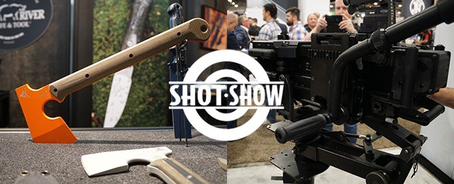 Shot Show 2018 Convention Las Vegas Part Two