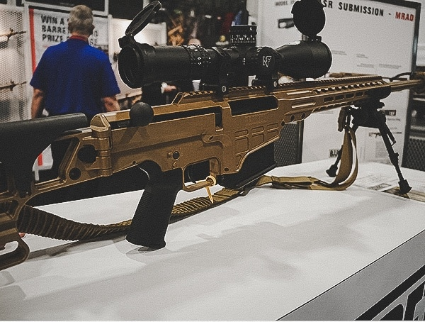 Shot Show 2019 Barret Rifles