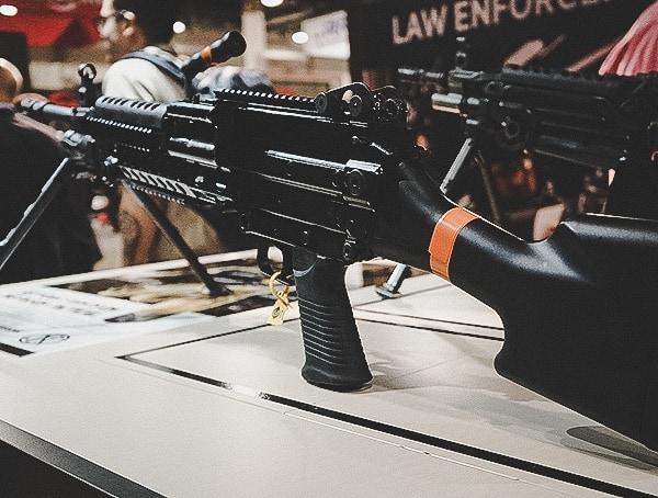 Shot Show 2019 Fn Machine Guns