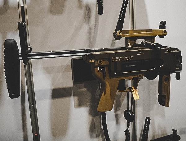 Shot Show 2019 Hk Grenade Launcher