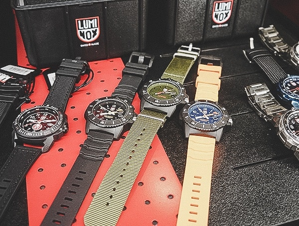Shot Show 2019 Luminox Military Watches
