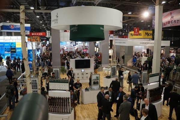Shot Show From Above