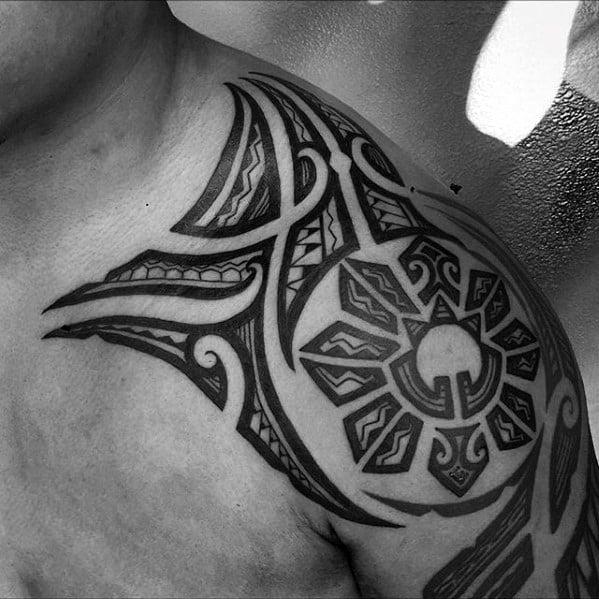 70 Filipino Tribal Tattoo Designs For Men