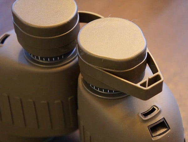 Shoulder Strap Attachment Point Steiner Military Marine 10x 50 Binocular