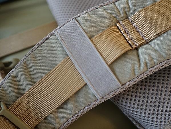 Shoulder Strap Detail Kelty Eagle Military Backpack