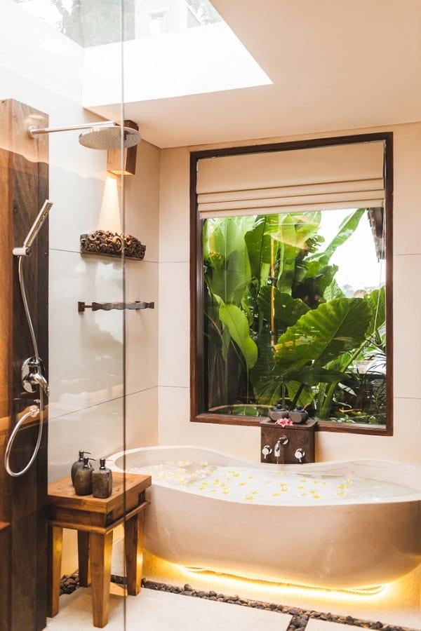 Camping Bathroom Ideas: Top 60 Best Outdoor Shower Ideas