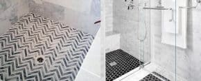 Top 50 Best Shower Floor Tile Ideas – Bathroom Flooring Designs