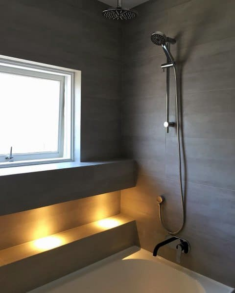Shower Lighting Bathroom Ideas