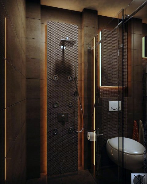 Shower Lighting Design Inspiration Led Lights