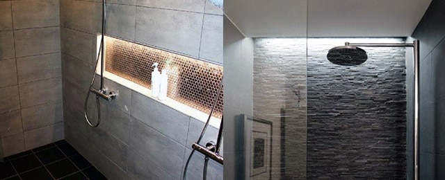 Shower Lighting Ideas