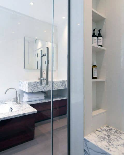 Shower Niche Design Ideas Built In Wall