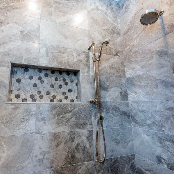 Shower Niches Interior Ideas