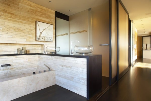 Shower Tub Combination Bathroom