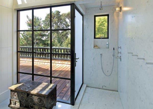 Shower Window Design Inspiration