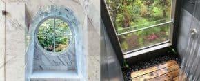 Top 70 Best Shower Window Ideas – Bathroom Natural Light