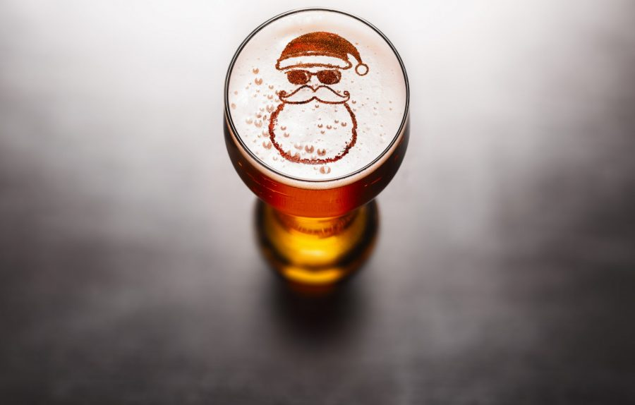 ClausthalerReleases Non AlcoholicSanta Beerfor Holidays