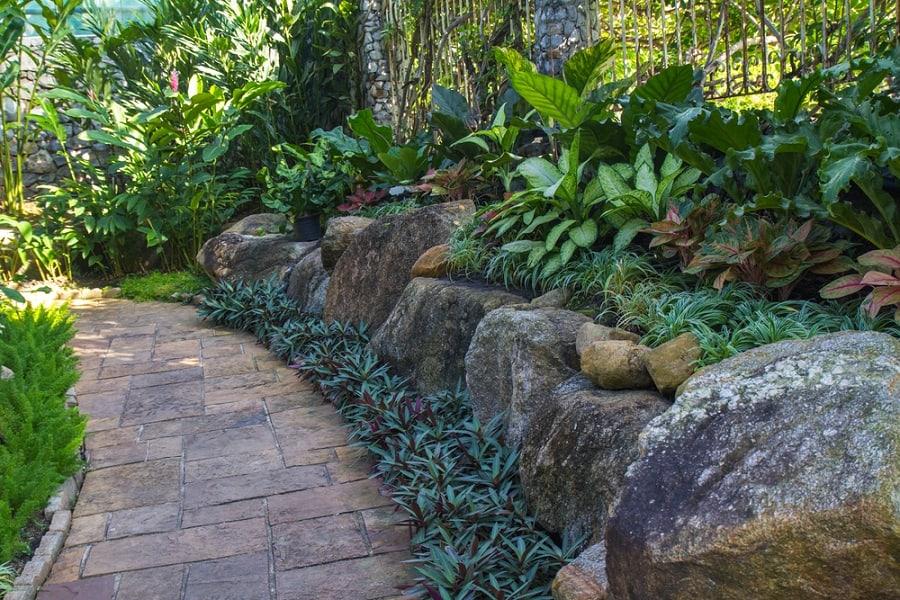Design Ideas For Rock Landscaping