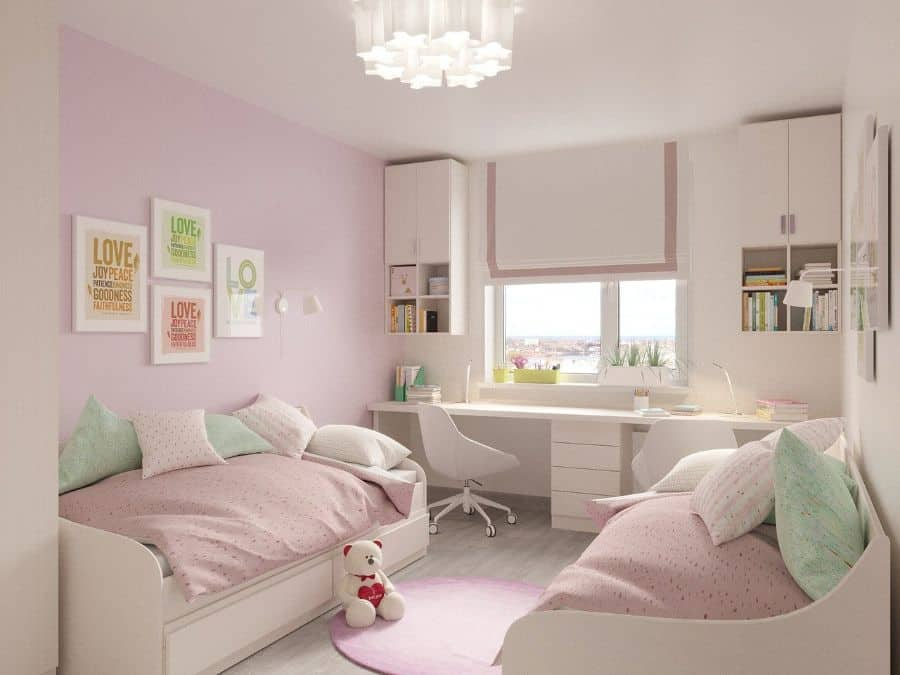 Siblings Room Girls Bedroom Ideas 1
