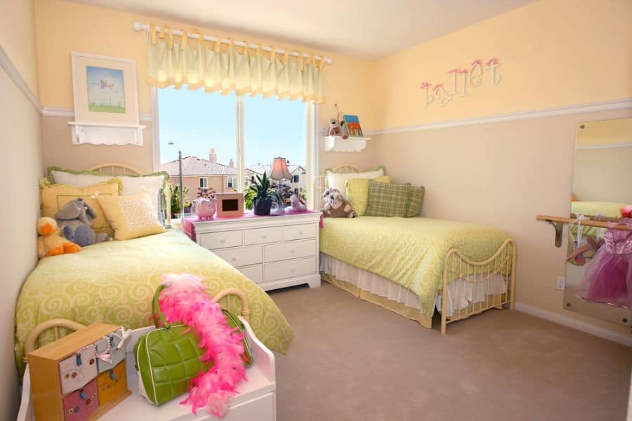 Siblings Room Girls Bedroom Ideas 2