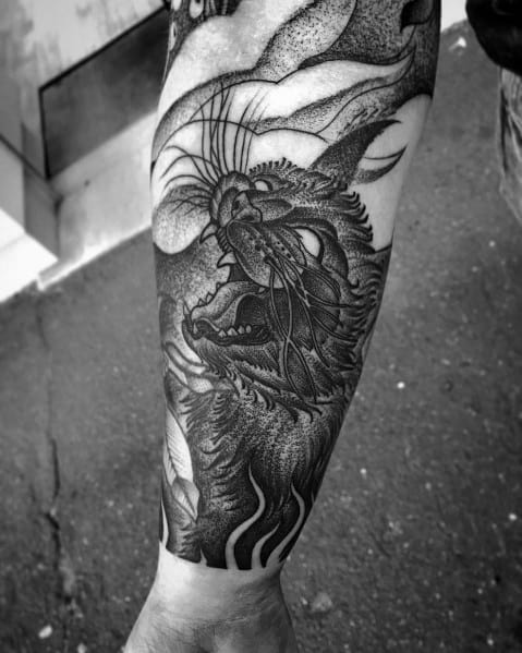 Sick Guys Cat Themed Tattoos