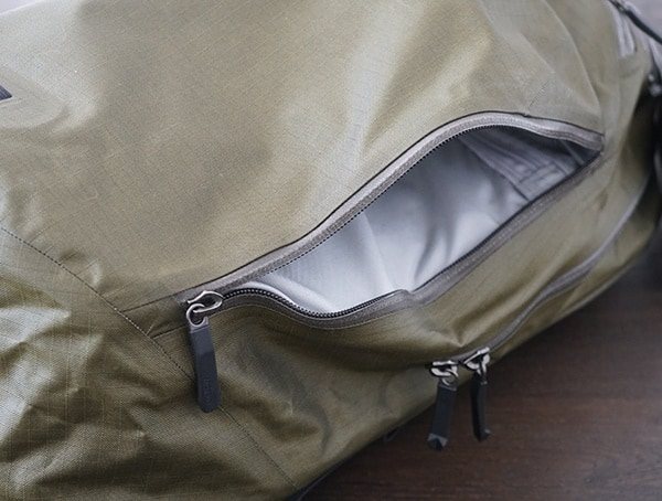 Side Backpack Compartment Arcteryx Granville 16 Zip
