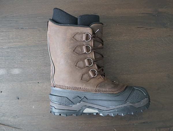 Side Baffin Control Max Guys Winter Boots