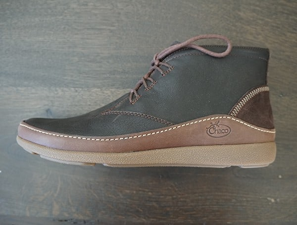 Side Chaco Montrose Chukka Boot For Men