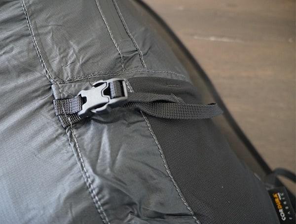 Side Compression Straps Matador Freefly16 Backpack