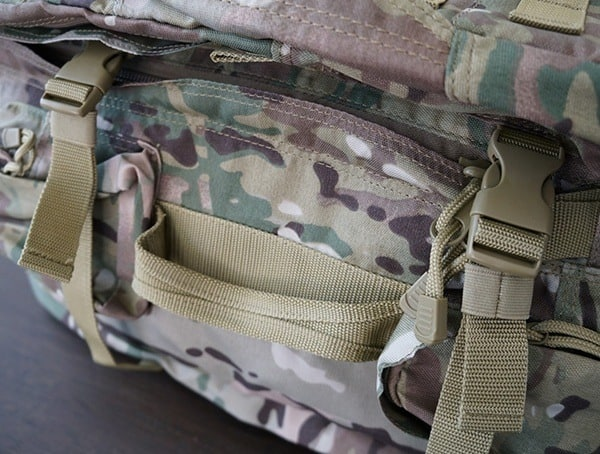 Side Compression Straps Mercury Tactical Recon Tactical Multicam Backpack
