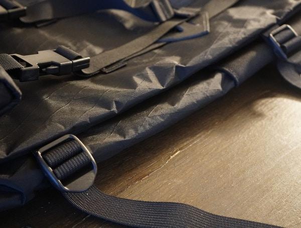 Side Compression Straps Topo Designs Klettersack Backpack