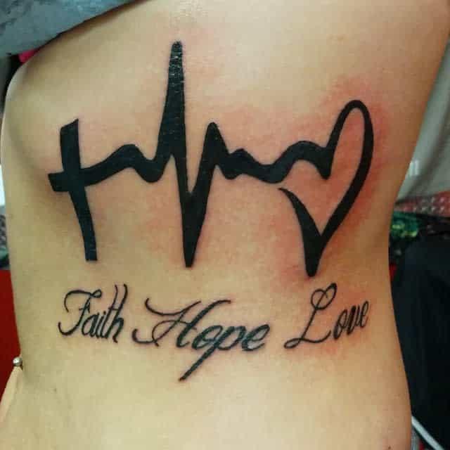 side faith hope love tattoos karmaslipz