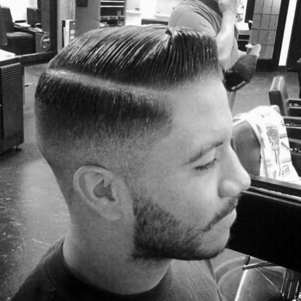 Side Hairstyles For Guys
