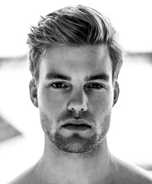 Hairstyles For Guys : 68 Amazing Side Part Hairstyles For Men - Manly Inspriation
