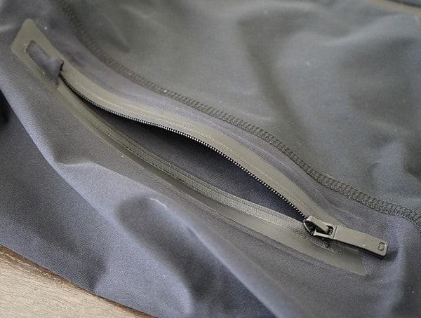 Side Hand Pocket Zippere Open Ogio All Elements Elite Rain Jackets For Men