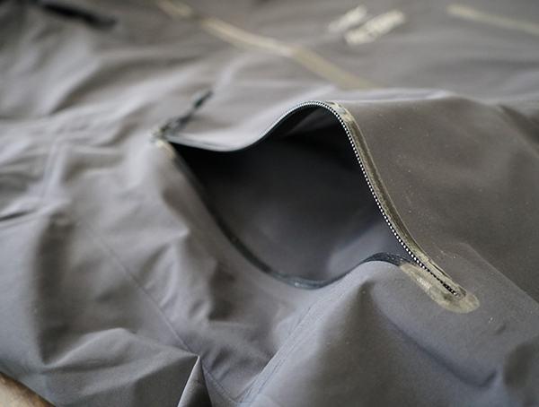 Side Hand Pockets Arcteryx Zeta Lt Jacket For Men