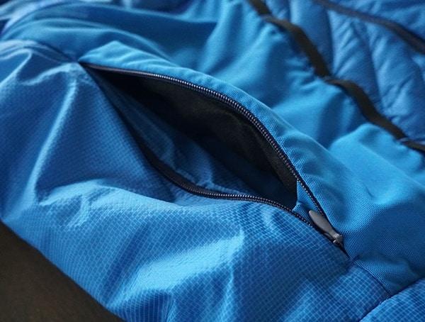 Side Hand Pockets Blackyak Bakosi Jacket For Men